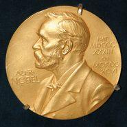 Nobel Peace Prize medal